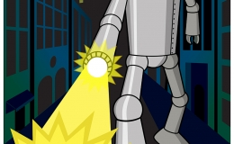 Are You Safe From Robot Attack?