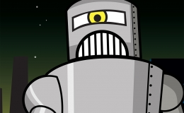 Robot Attack detail