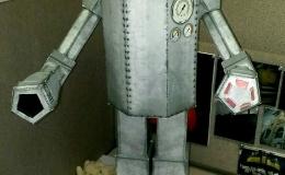 Robot Papertoy